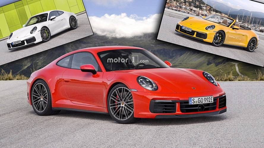 2020 Porsche 911: Everything We Know