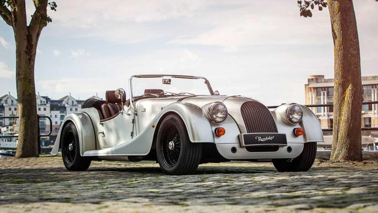 Morgan Roadster 110th Anniversary Edition