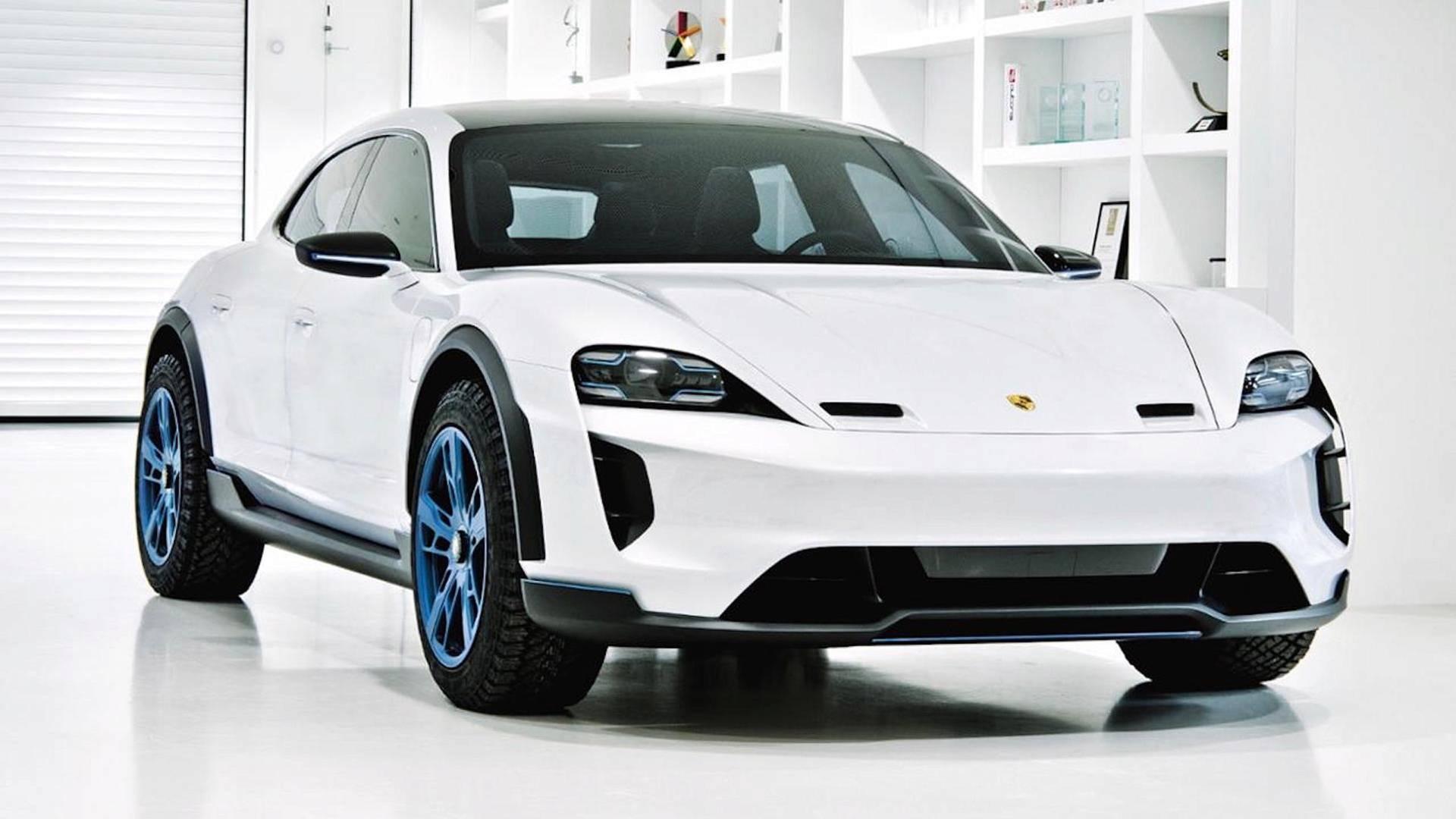 Porsche Hints Mission E Cross Turismo Is Autonomous-Ready