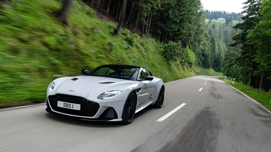 Bir Aston Martin yetkilisi, DBS Superleggera AMR'ı doğruladı