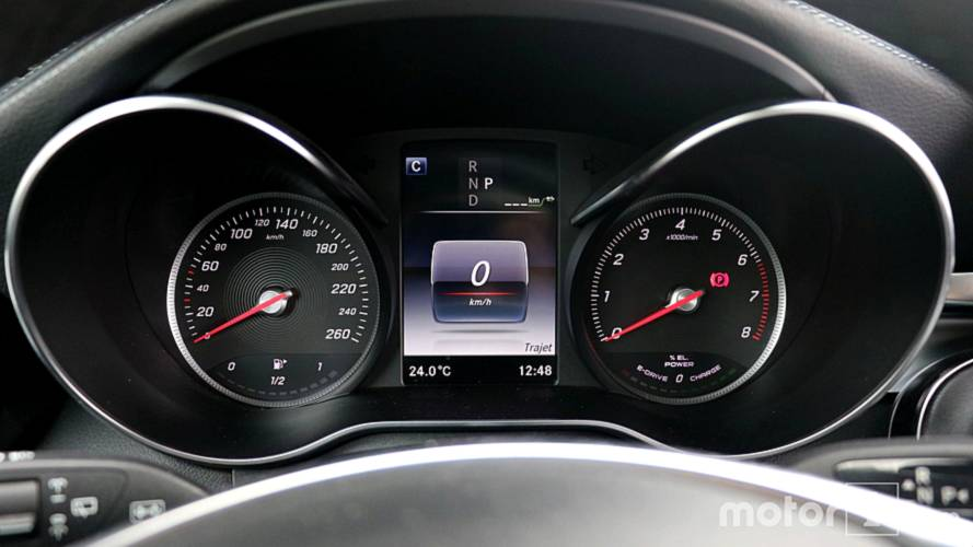 Essai Mercedes GLC 350e
