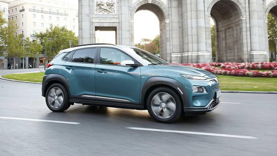 Hyundai KONA EV 2019, un eléctrico de verdad