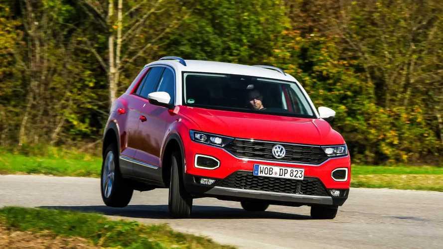 Test VW T-Roc 1.0 TSI: Reicht der Mini-Motor im Golf-SUV?