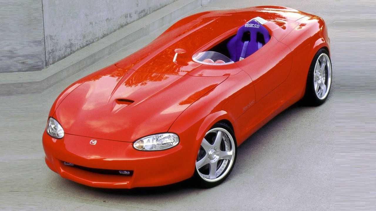 2000 Mazda Mono-Posto konsepti