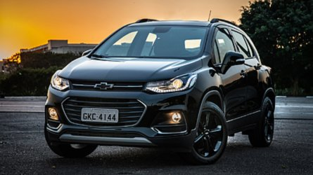 Chevrolet oficializa Tracker Midnight, que chega às lojas em outubro