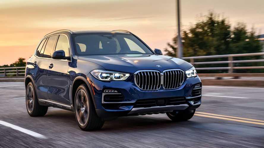 2019 BMW X5 xDrive40i: First Drive
