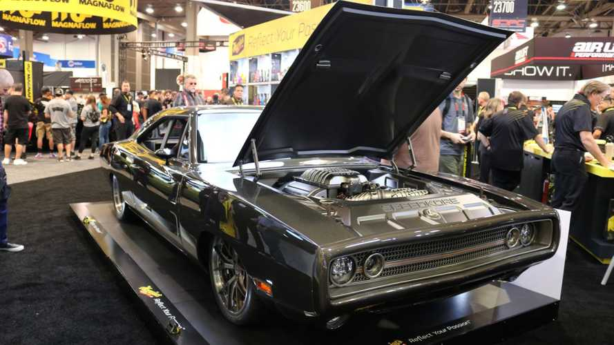 SpeedKore's Retro Dodge Charger Isn't A Modified Classic [UPDATE]