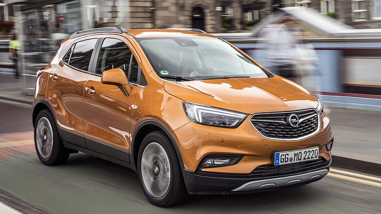 Platz 6: Opel Mokka X