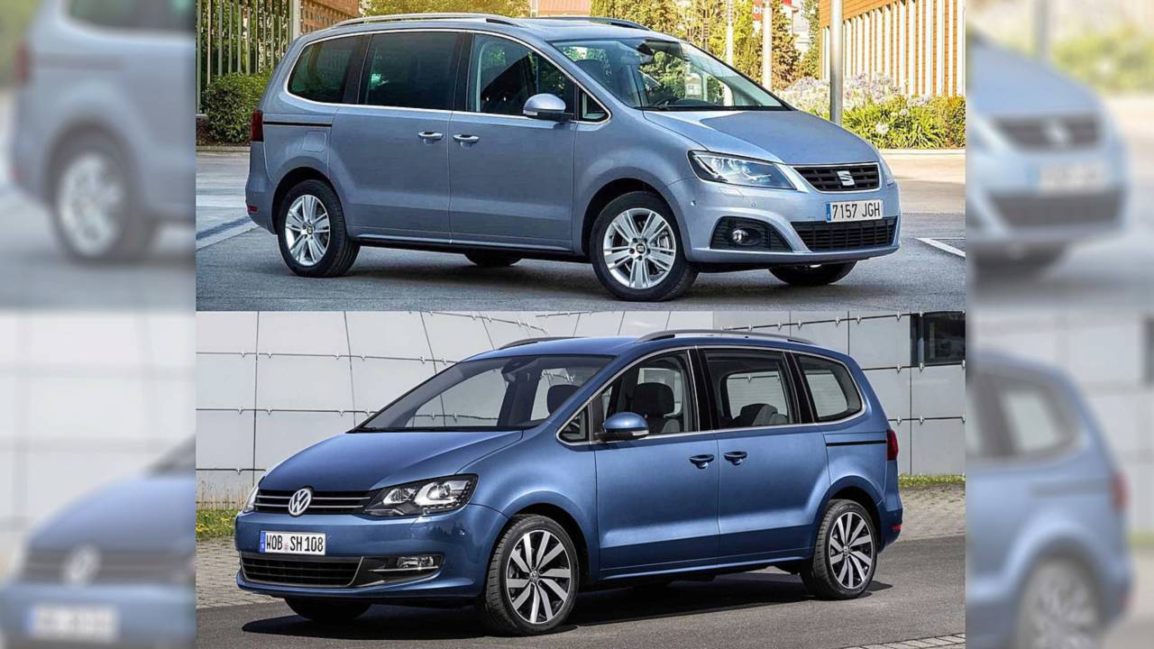 Volkswagen Sharan / SEAT Alhambra