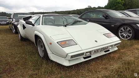 Goodwood FoS Public Parking Could Be The World's Best Car Show