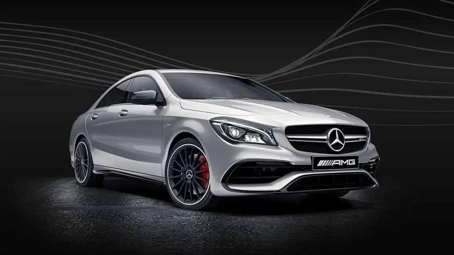 Mercedes-AMG Race Edition CLA, C Coupé, GLE Coupé