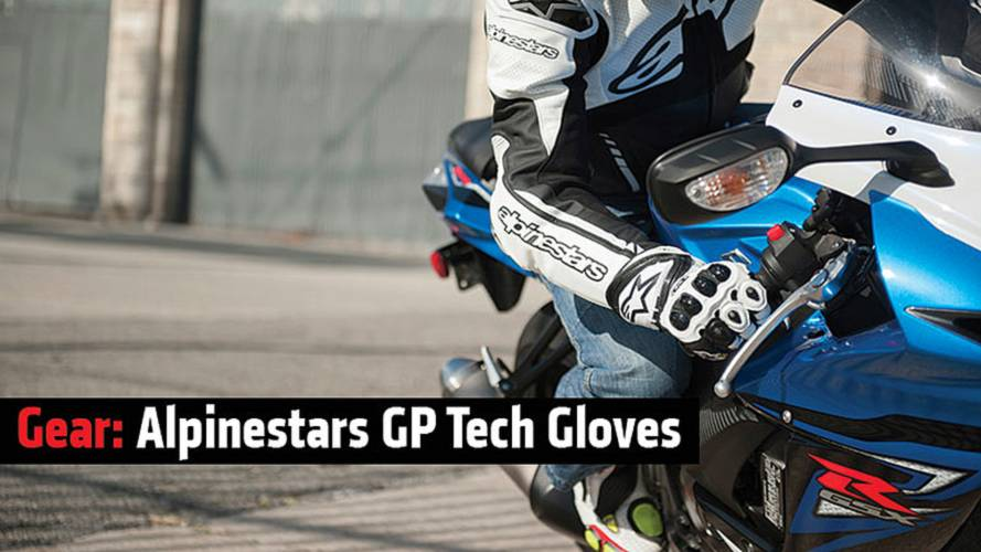 Gear: Alpinestars GP Tech Gloves