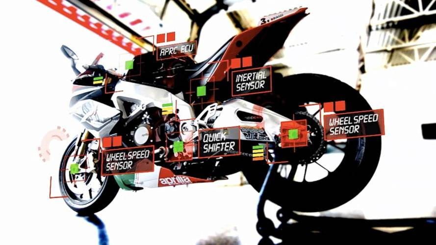 Aprilia Performance Ride Control explained
