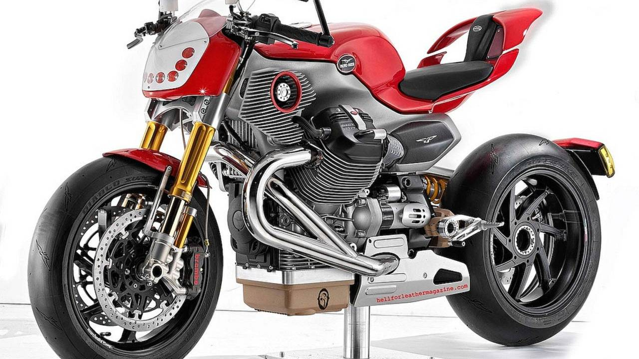 'Full renewal' for Moto Guzzi by 2013
