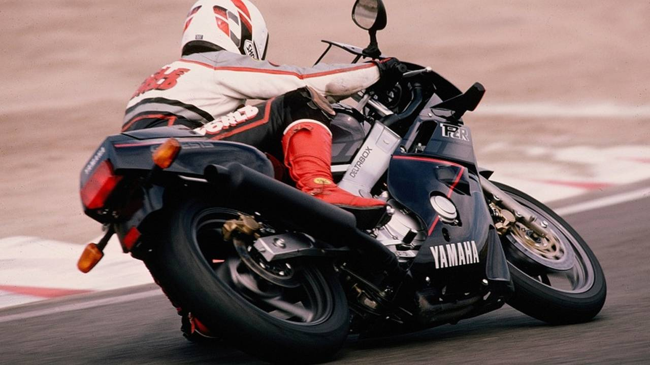 The trouble with sportbikes