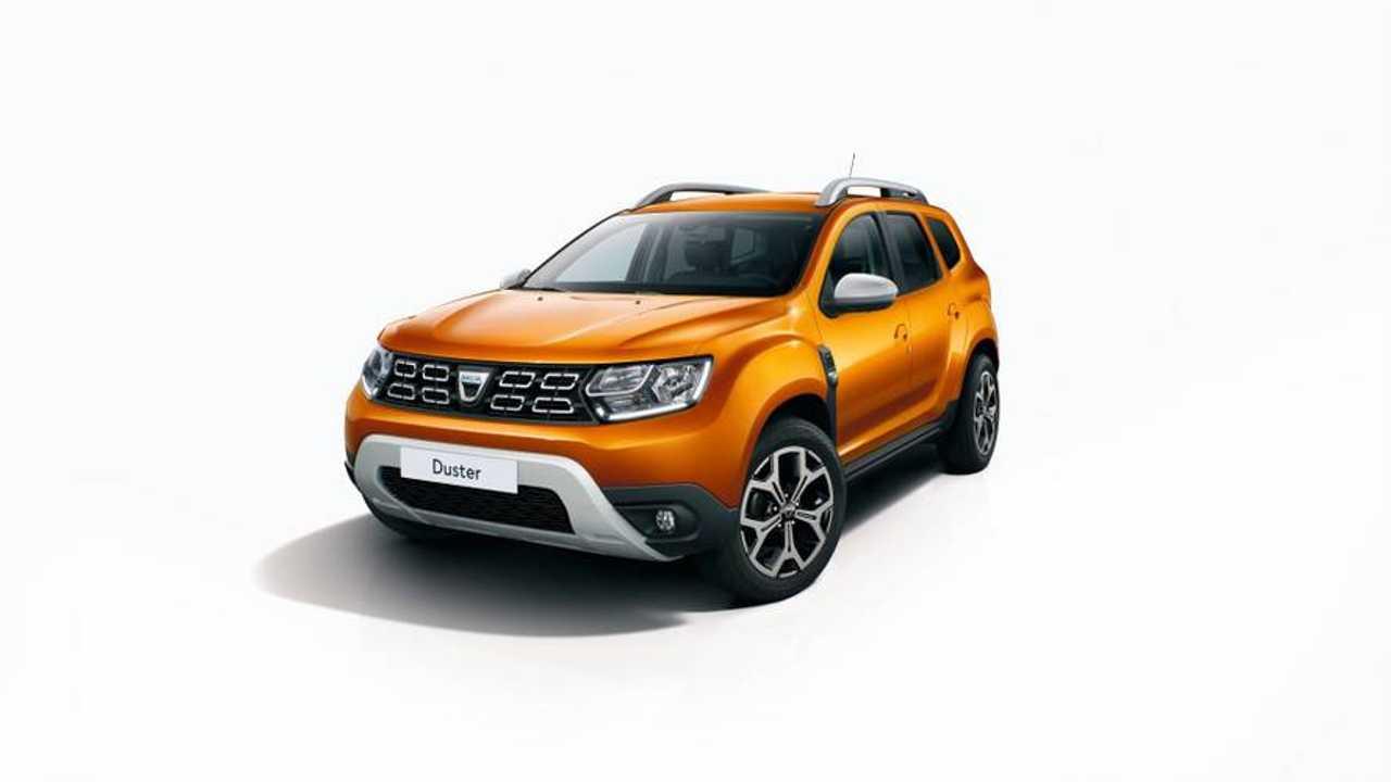 Dacia Duster 1.3 TCe erőforrás