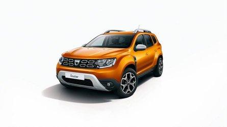 Új, 1.3 literes benzinmotorral gazdagodott a Dacia Duster