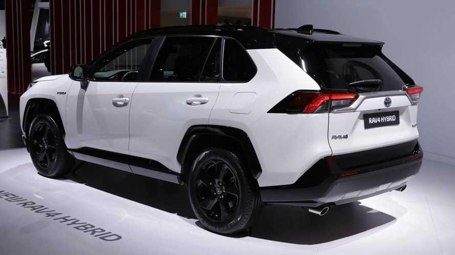 Precios Toyota RAV4 2019, solo versiones híbridas