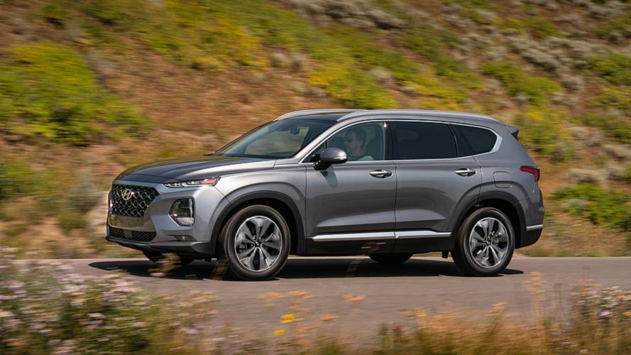 Hyundai Santa Fe Diesel Not Coming To U.S., So No 3-Row Either