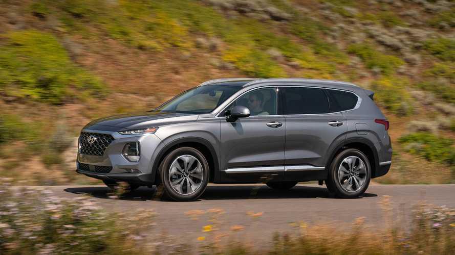 Hyundai Santa Fe Diesel Not Coming To U.S., So No 3-Row Either