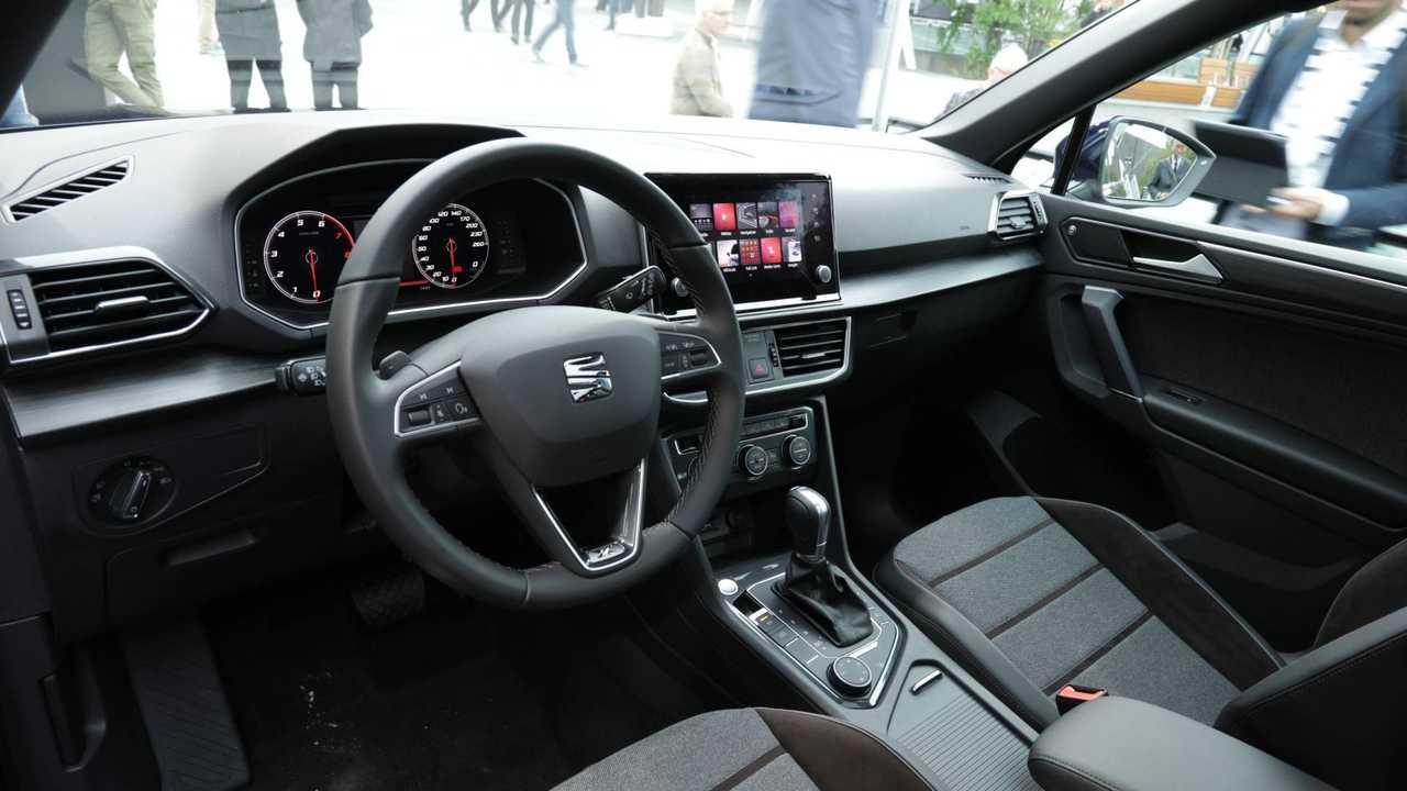 SEAT Tarraco 2018 Paris Otomobil Fuarı'nda
