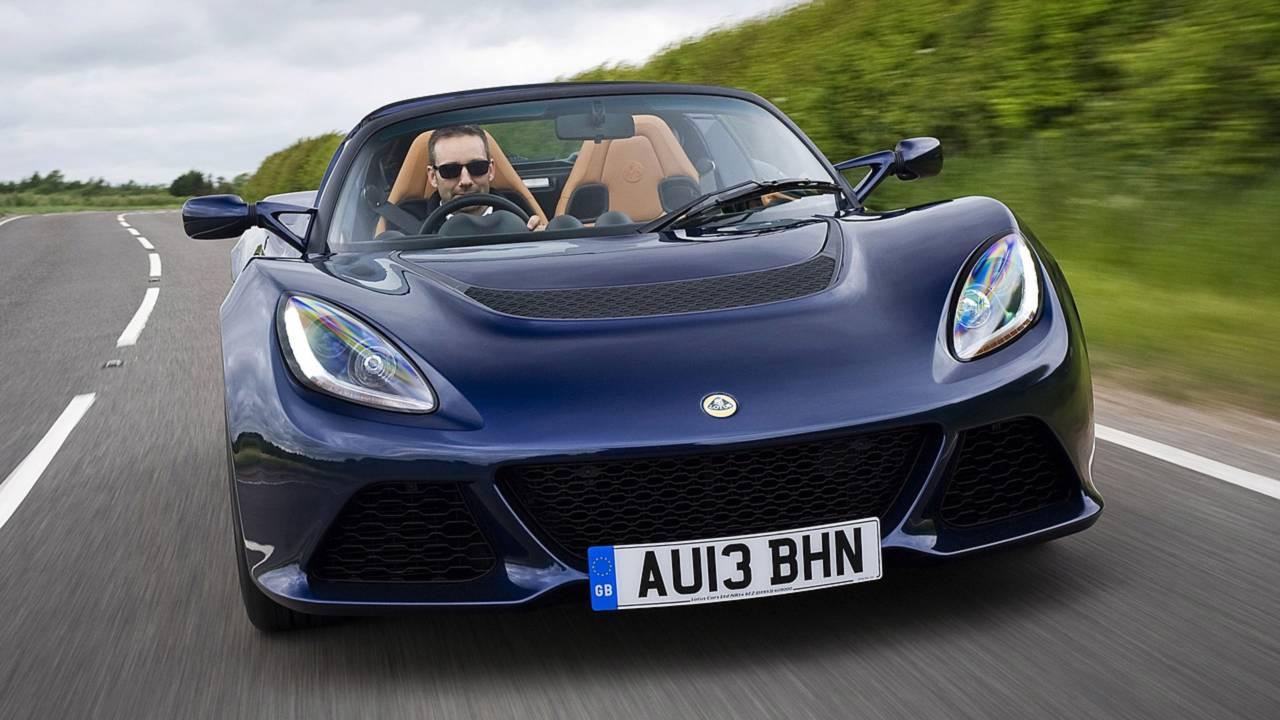 6. 2012- Lotus Exige Roadster