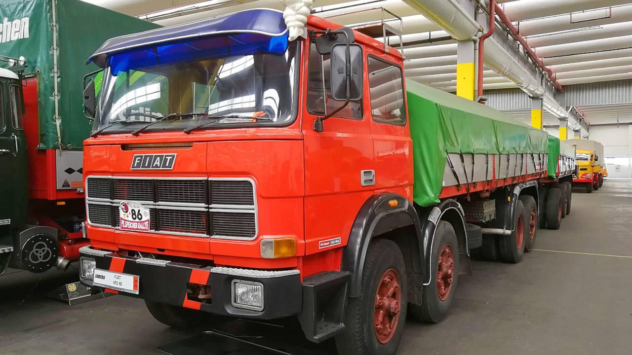 Fiat trucks