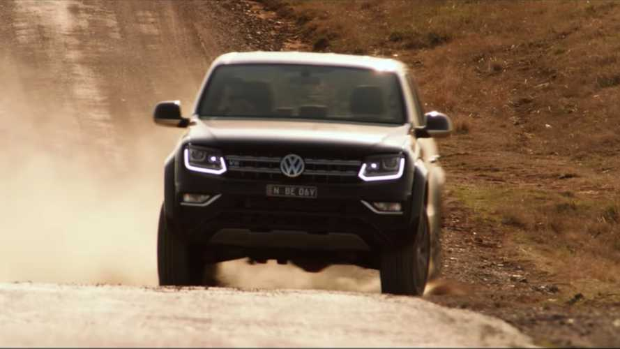 VW Amarok Ad Poking Fun At Banned Commercials Gets… Banned