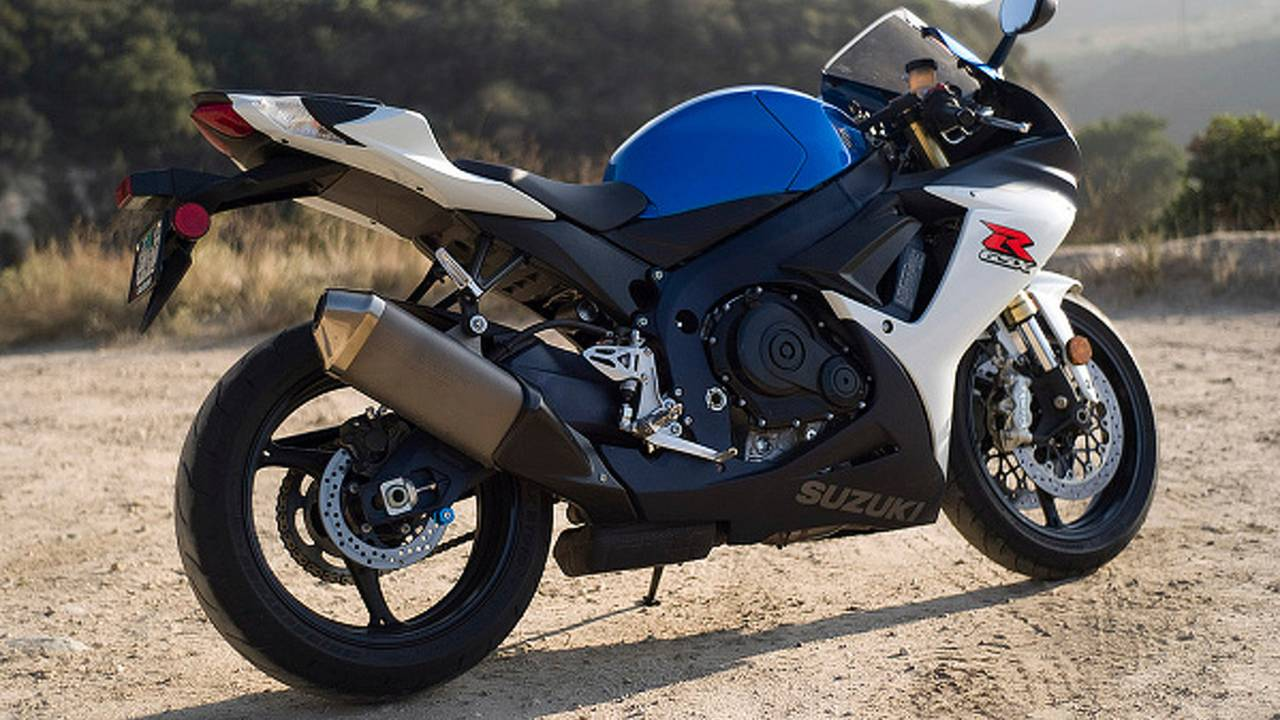 2011 Suzuki GSX-R 750: too good for squids