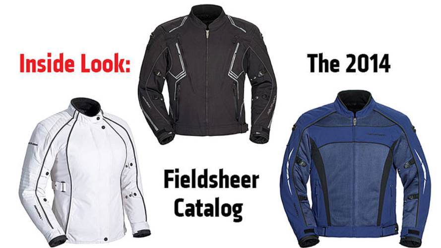 Inside Look: The 2014 Fieldsheer Catalog