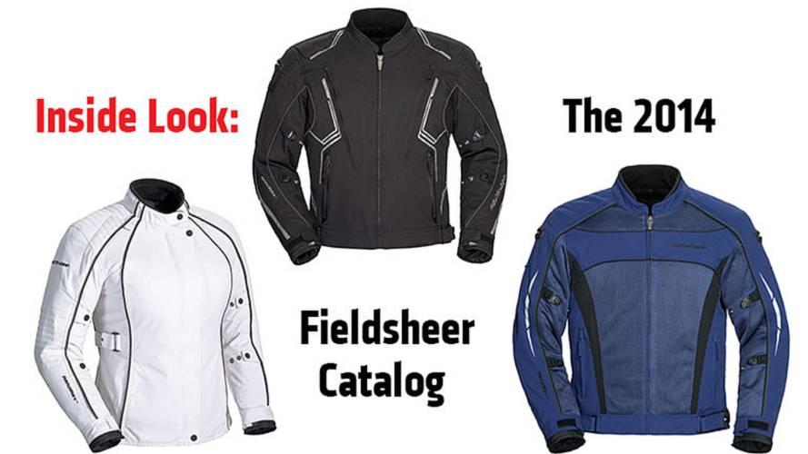 Inside Look: The 2014 Fieldsheer Catalog