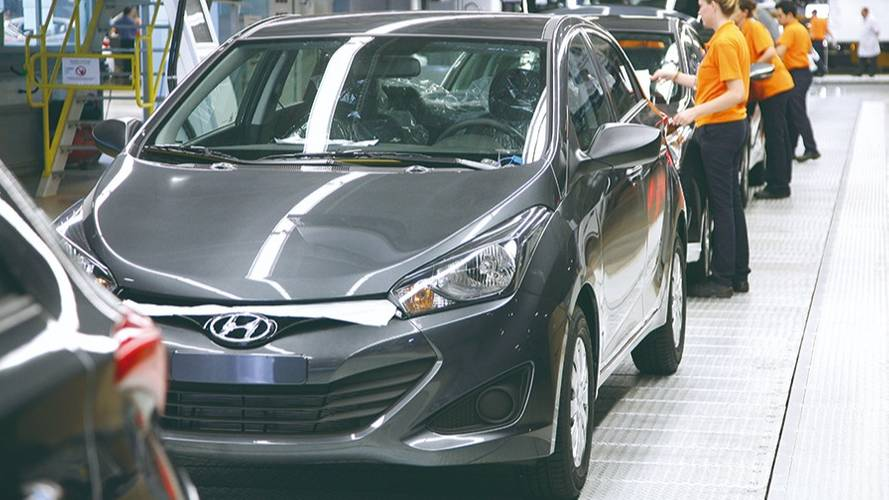 Hyundai completa seis anos de fábrica no Brasil