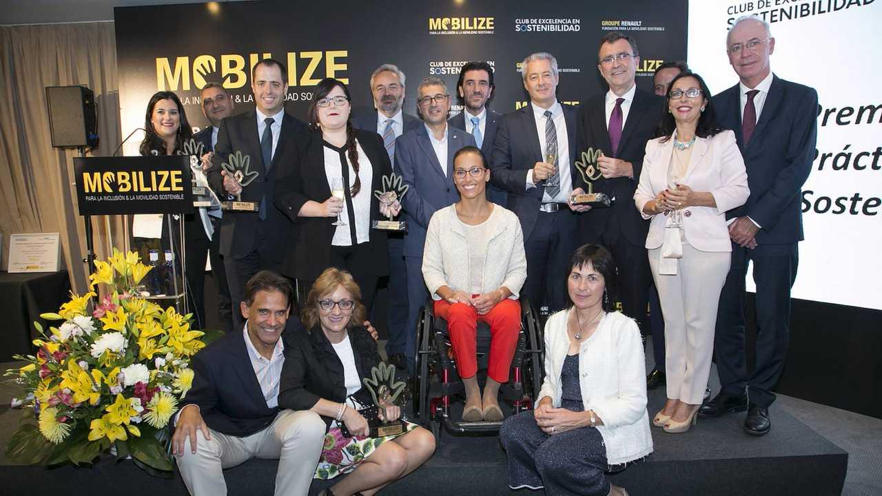 Premios Renault de Movilidad Sostenible 2018
