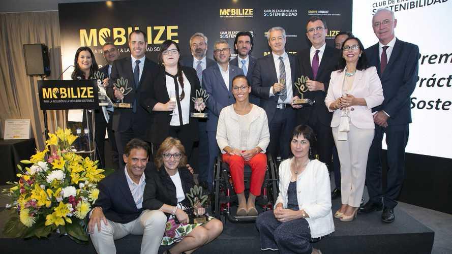 Renault entrega los Premios de Movilidad Sostenible 2018