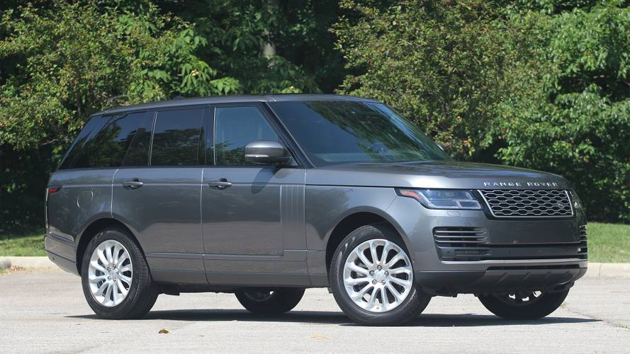 2018 Land Rover Range Rover HSE Review: Because You're Worth It