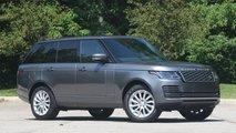 2018 Land Rover Ranger Rover HSE