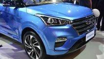 Hyundai Creta Diamond - Salão de SP 2018