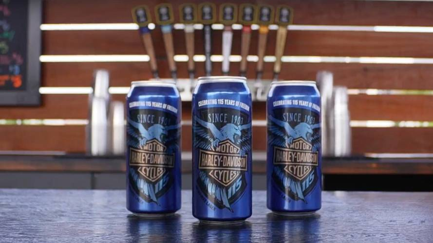 Harley Wants You to Crack Open a Cold 115h Anniversary Beer
