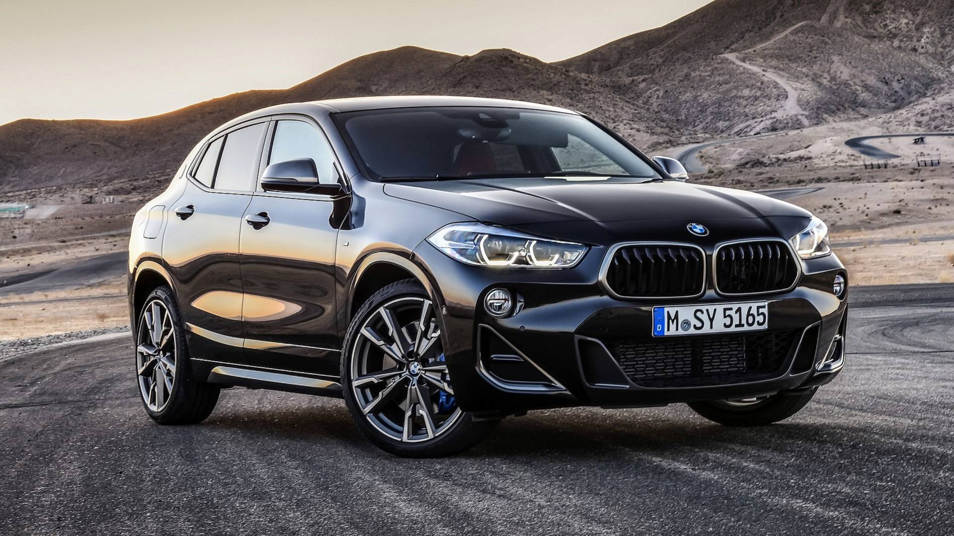 Bmw X2 M35i Climbs On Top Of The Range With 302 Horsepower