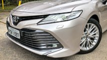 Toyota Camry XLE 2018 (teste BR)