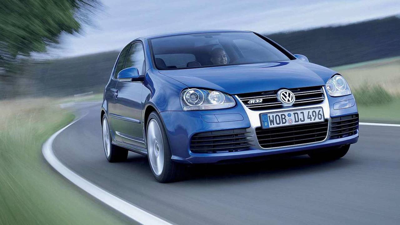 Volkswagen Golf R32