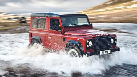 Land Rover Defender Works V8 First Drive: Hot-Rod Tractor