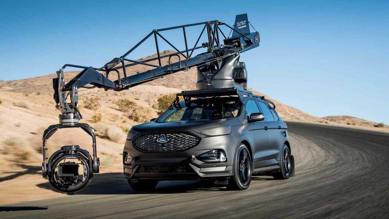 2019 Ford Edge ST Kamera Aracı