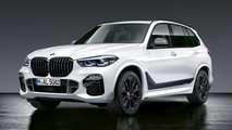 BMW X5 M Performance Parts (2018)