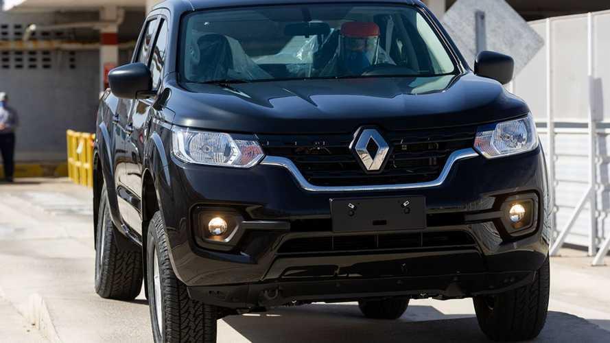 Renault Alaskan pré-série - Argentina