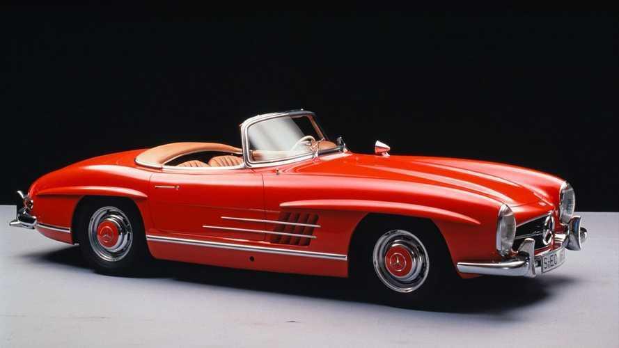 Mercedes vous fait découvrir quelques modèles importants de son musée