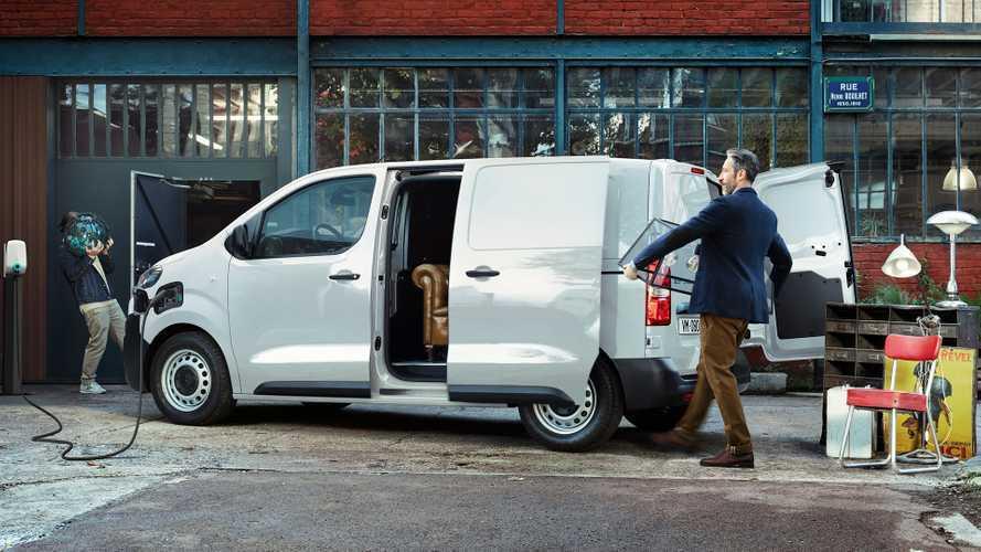 Citroën lancia il suo mid van elettrico: si chiama ë-Jumpy.