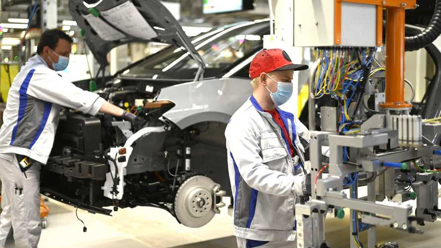 Volkswagen ID.3 Electric Car Production Resumes: Slow Rate, New Safety Measures