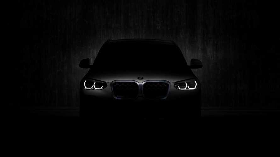 BMW объявила дату премьеры электрического кроссовера iX3