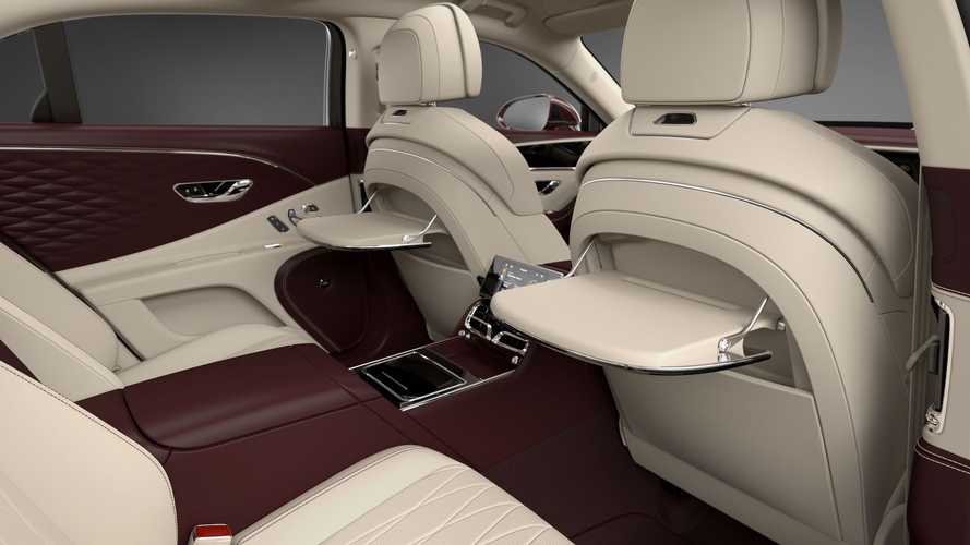 Bentley Makes Flying Spur Even More Luxurious With Four-Seat Option